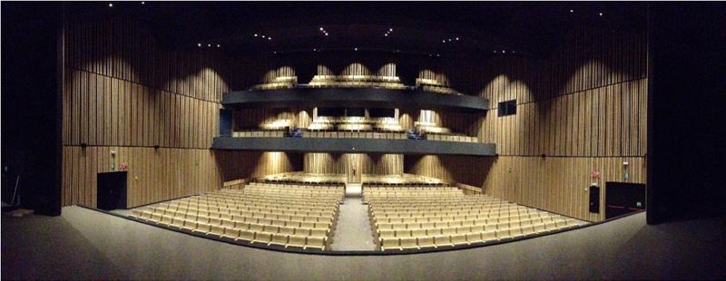 Figura 6. Auditorio María Maeztu.