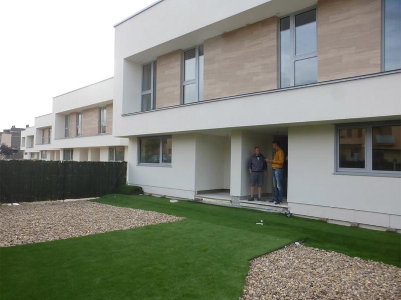 Imagen 9. Vista general de vivienda con acabados II.