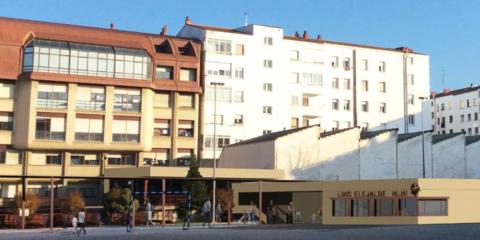 Un EECN equipamental: escuela infantil en Vitoria-Gasteiz