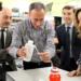 Acuerdo para proyectos de investigación en fotónica para mejorar la sostenibilidad y eficiencia de edificios