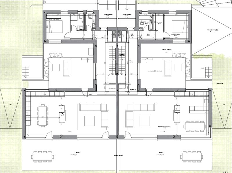Figura 4. Plano vivienda.