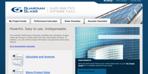 Nuevo configurador de Glass Analytics para mejorar el análisis de las prestaciones del vidrio