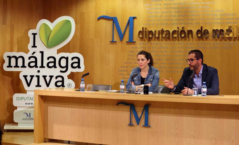 Presentación de los resultados del estudio de la huella de carbono Diputación de Málaga