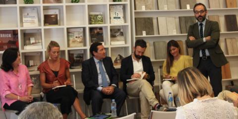 El encuentro sobre interiorismo de Wicanders apunta a la sostenibilidad como tendencia de futuro
