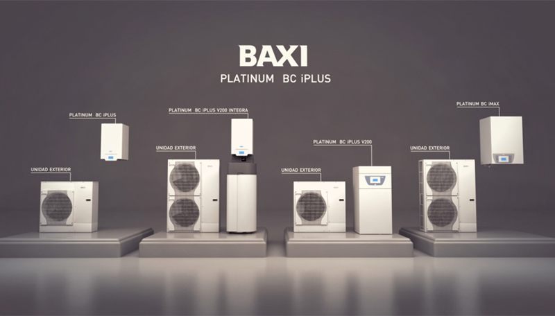 Platinum BC iPlus. BAXI