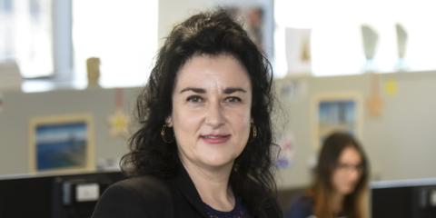 Griselda Ral, responsable de Soluciones de Gestión Energética de Gas Natural Fenosa