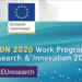 Horizonte 2020: Acción climática, medio ambiente, eficiencia de recursos y materias primas