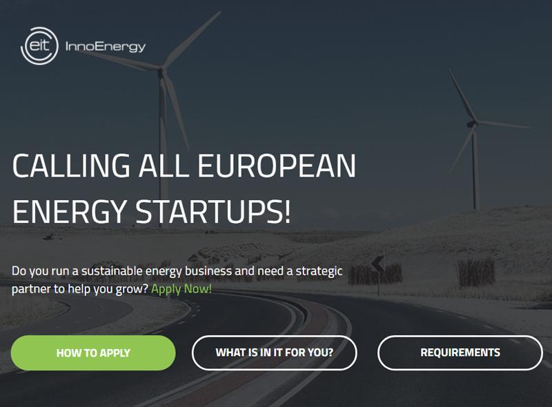 InnoEnergy lanza su segunda convocatoria para startups