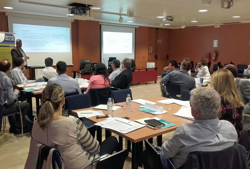 Primera mesa de trabajo del Plan de Acción para el Clima y la Energía Sostenible