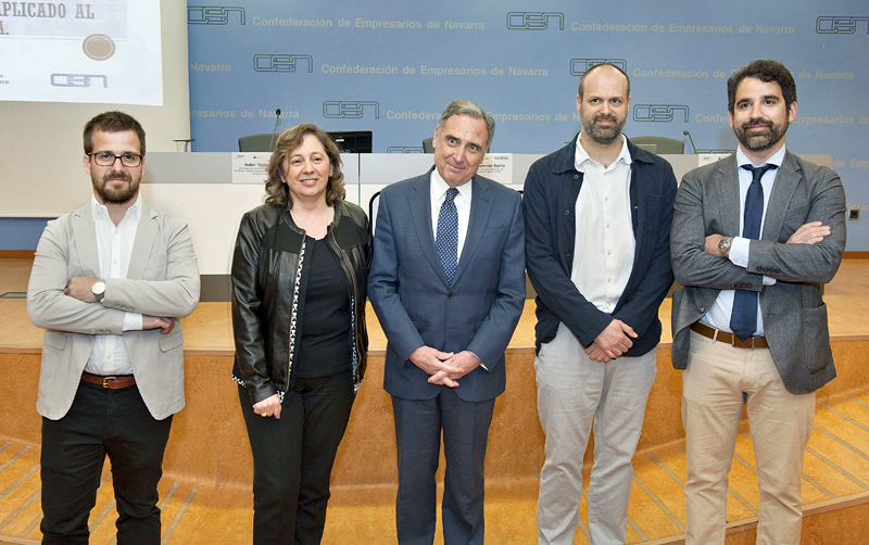 Jornada técnica y profesional dedicada a los edificios de consumo casi nulo (ECCN) y Passivhaus en Navarra