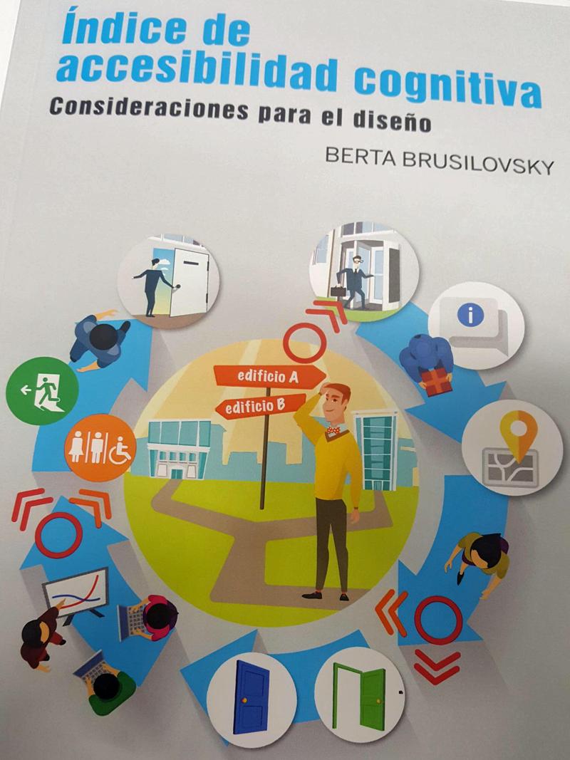 Portada del Primer Índice de Accesibilidad Cognitiva en Edificación