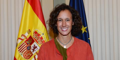 Valvanera Ulargui, directora de la Oficina Española de Cambio Climático