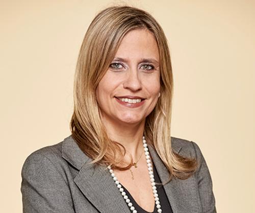 Lola Solana, del Banco Santander