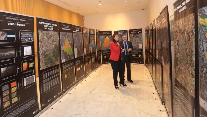 Cinco mapas que analizan la eficiencia energética, el comportamiento térmico, la contaminación lumínica, el potencial fotovoltaico y el verde urbano de cada ciudad.