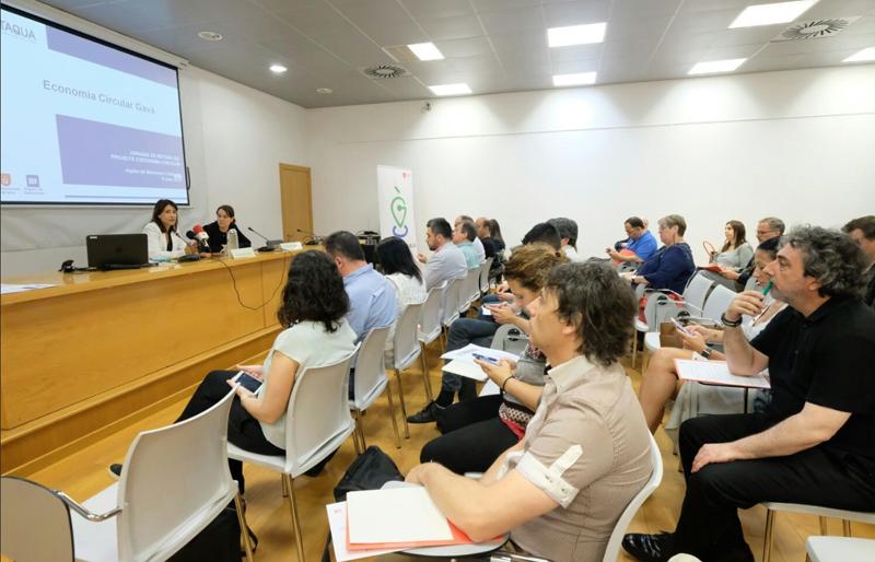 Encuentro empresarial organizado en Gavá sobre economía circular