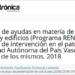 El Gobierno vasco aumenta hasta 6,1 millones de euros la dotación para la rehabilitación de viviendas