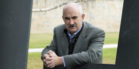José María Aierdi, director gerente de Nasuvinsa, Sociedad Pública de Vivienda y Urbanismo del Gobierno de Navarra