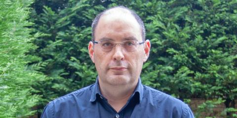 Julen Astudillo Larraz, presidente del VIII Congreso Internacional de Envolventes Arquitectónicas
