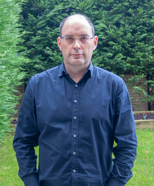 Julen Astudillo Larraz es el presidente del VIII Congreso Internacional de Envolventes Arquitectónicas
