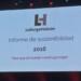 LafargeHolcim recibe el premio a la mejor publicación por su Informe de Sostenibilidad