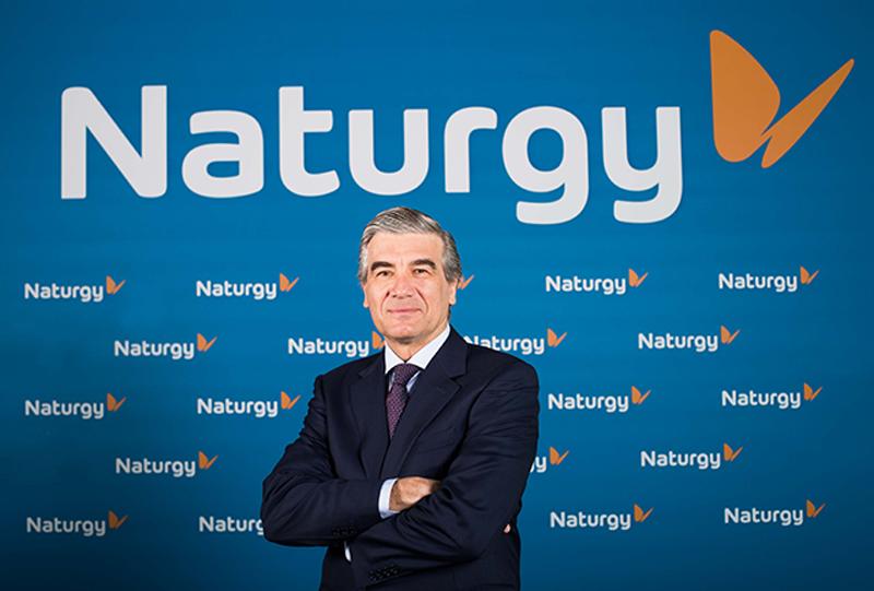 presidente ejecutivo de Naturgy
