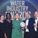 El proyecto europeo Incover de Aimen recibe el Premio de la Industria del Agua del Reino Unido