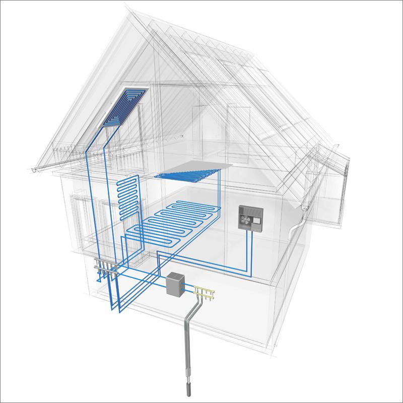 Edificio Consumo Energía Casi Nulo