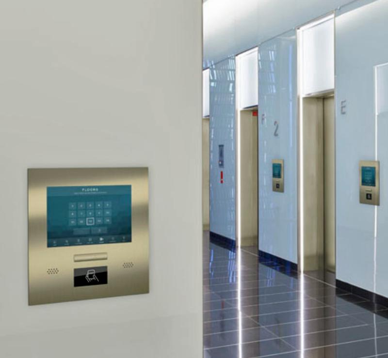 sistema CompassPlus de ascensores Otis