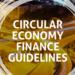 Los bancos ABN AMRO, ING y Rabobank desarrollan las primeras directrices de financiación de economía circular
