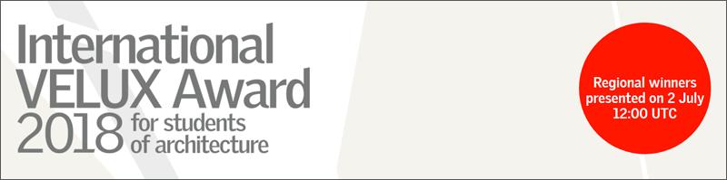 Logotipo del Premio Internacional Velux (IVA) 2018