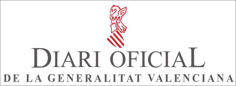 Logo Diario Oficial de la Generalitat Valenciana