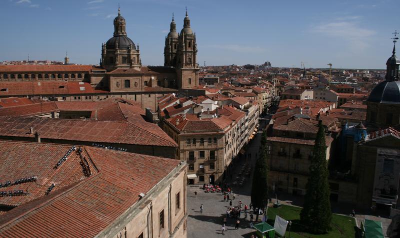 Casco antiguo de Salamanca