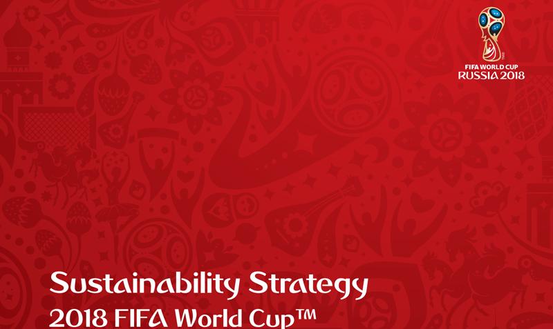 Logo Estrategia Sostenibilidad Mundial Rusia 2018