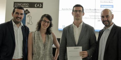 David Moreno y Elena Vilches, arquitectos ganadores del concurso Edificio Zero de KÖMMERLING