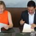 La Generalitat y Alcoi firman dos convenios para la regeneración urbana y rehabilitación del grupo Sant Jordi