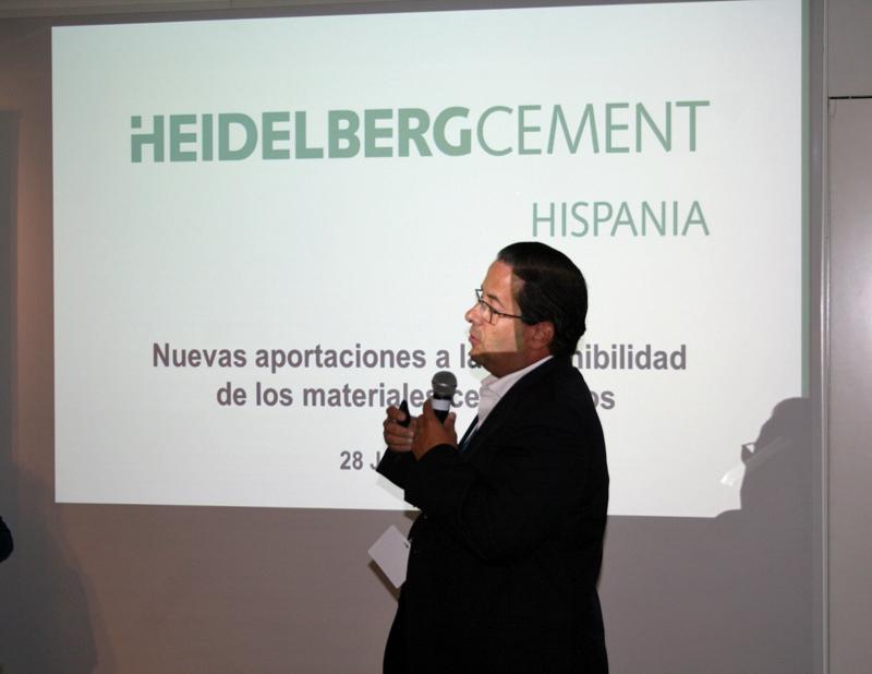 Ponencia de HeidelbergCement Hispania