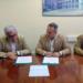 Intromac y Coade firman un convenio para la promoción de actividades de construcción sostenible