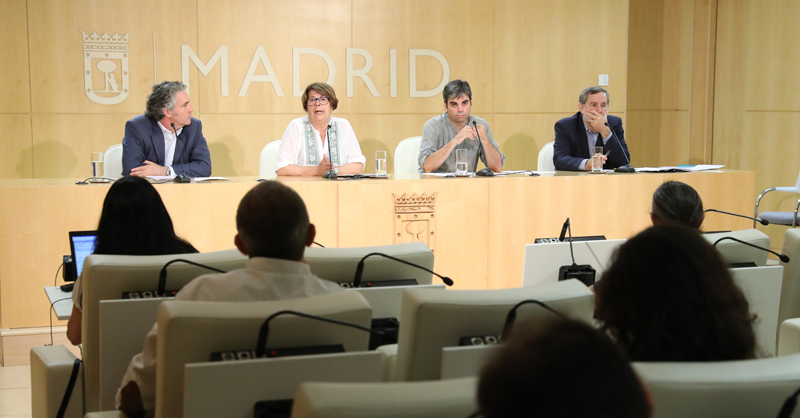 Presentación informe Hoja de ruta hacia la sostenibilidad energética