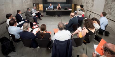 Primer Comité Técnico del V Congreso de Edificios de Energía Casi Nula