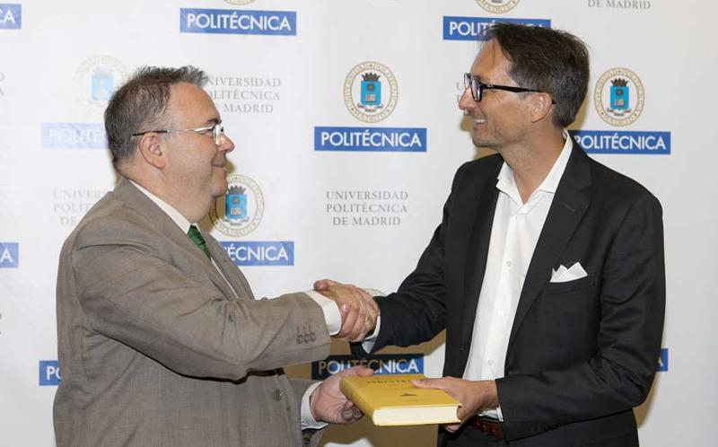 AAcuerdo Aula de Universidad Empresa PLACO en la Universidad Politécnica de Madrid