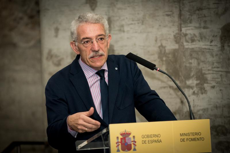 Luis Vega en la Jornada de presentación del V Congreso de Edificios de Energía Casi Nula