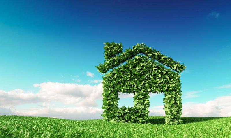 Logo vivienda sostenibilidad