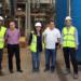 El ecobarrio de Txomin de San Sebastián pone en marcha el centro de producción de energía District Heating