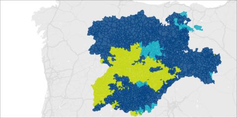 Un estudio de la Junta de Castilla y León identifica la zona climática de cada municipio para optimizar la aplicación del CTE
