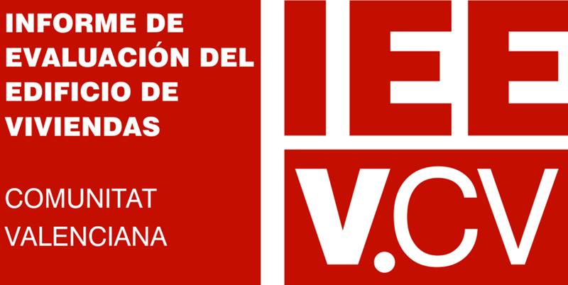 Logo Informes de Evaluación de Edificios de uso residencial de Vivienda en la Comunidad Valenciana