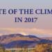 El informe Estado del Clima 2017 alerta de las altas temperaturas y de la concentración de gases de efecto invernadero