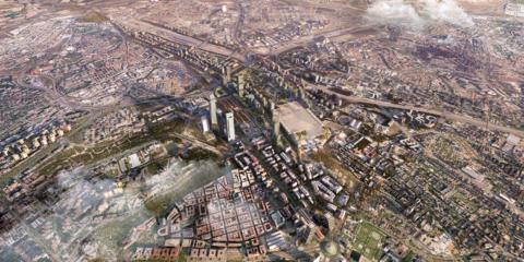 Madrid Nuevo Norte, un proyecto llamado a convertirse en referente de regeneración urbana y sostenibilidad