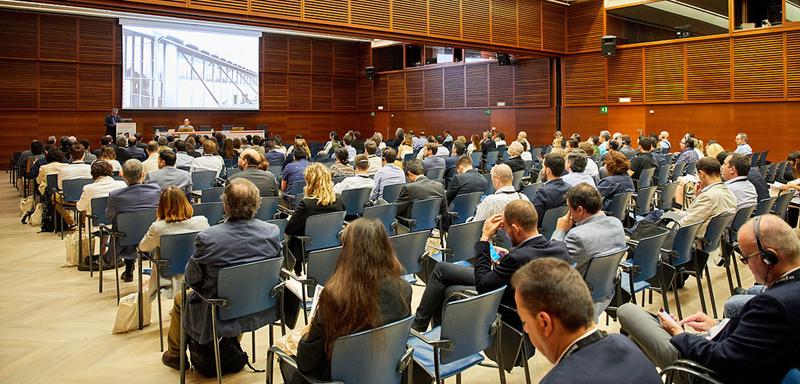 Asistentes al VIII Congreso Internacional de Envolventes Arquitectónicas