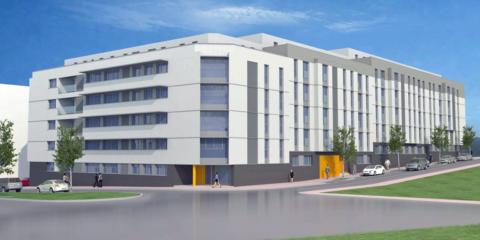 El proyecto de 120 viviendas asequibles en Santander sale a licitación y valorará la eficiencia energética del edificio