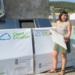 Requena presenta la prueba piloto del sistema de compostaje BigHanna que reduce hasta un 90% los residuos orgánicos